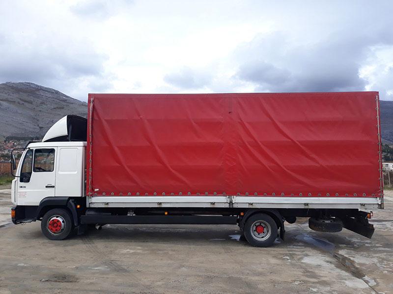 Kamionski prevoz 800X600
